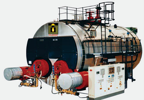 Galypack Boiler manufacturing company in Surat, India