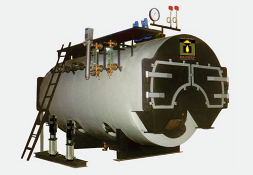 Solidpack Boiler manufacturing company in Surat, India