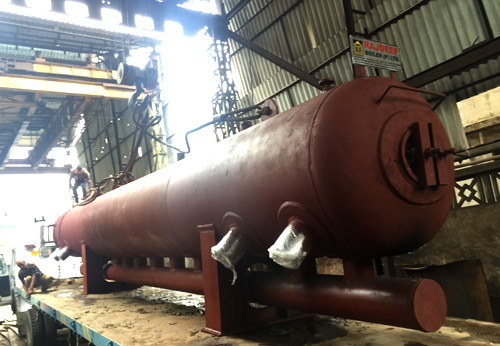 Pressure Vessels manufacturing company in Surat, India